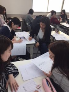 視能訓練士学科3年制 チーム医療論~作業療法士の仕事~