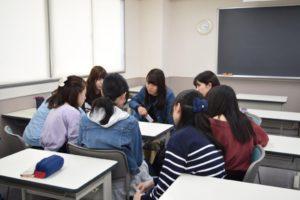 視能訓練士学科3年制 第一回全学年交流会!