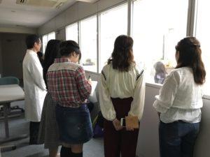 言語聴覚士学科 平日授業見学会、絶賛実施中!