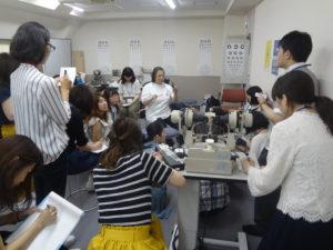 平成30年度 第1回視能訓練士学科卒後勉強会を開催しました!