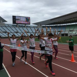 長居パークマラソンの運営ボランティア活動に参加してきました!