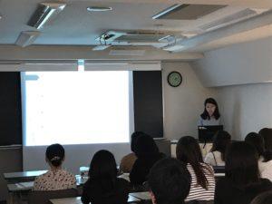 視能訓練士学科3年制 実習報告会を行いました!