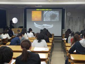 視能訓練士学科1年制&3年制 公開セミナーを開催しました!