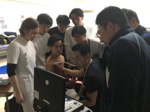 理学療法士学科 最終学年 新入職者導入教育プログラムを実施しました!