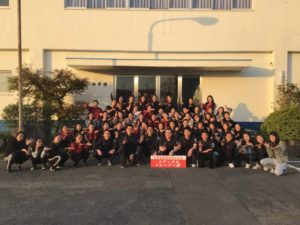 メディカルトレーナー部 府立久米田高ダンス部メディカルサポートを実施しました!