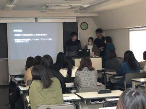 視能訓練士学科3年制 卒業研究計画書のプレゼンテーションを行いました!