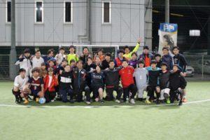 サッカー部 活動報告 新入生歓迎フットサルを実施しました!