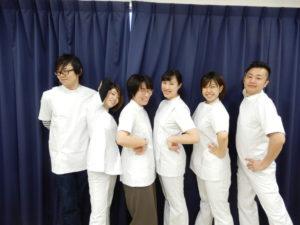 言語聴覚士学科1年生 白衣に着替えました!