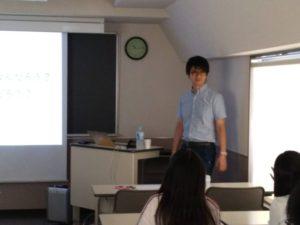 こどもリハビリテーション支援専攻コース 講義を行いました!