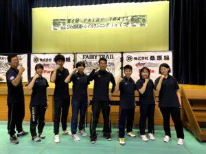 メディカル・トレーナー部 FAIRY TRAIL 2019びわ湖高島トレイルランニング!