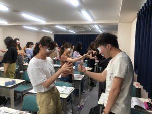 視能訓練士学科3年制 ロービジョンケアの講義を実施しました!