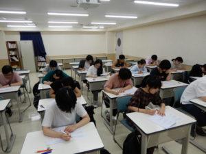 言語聴覚士学科 1年生から国家試験対策!