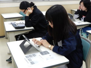 言語聴覚士学科 1年生から国家試験対策(CBTの取組み)