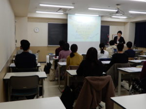 言語聴覚士学科 第2回学科プレカレッジ