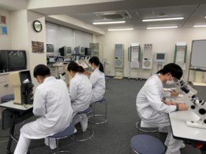 視能訓練士学科3年制 実習前試験①