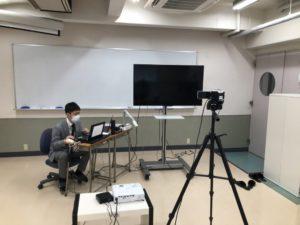 理学療法士学科 WEB授業導入!