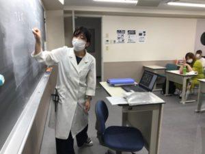 視能訓練士学科3年制 視能検査学総合実習Ⅰ