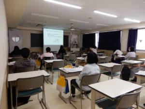 言語聴覚士学科 対面授業を開始しました!
