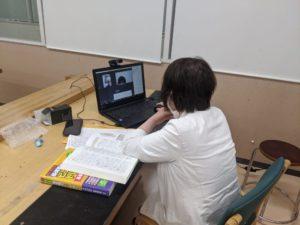作業療法士学科 国家試験対策授業