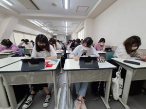 視能訓練士学科3年制 第21回日本ロービジョン学会