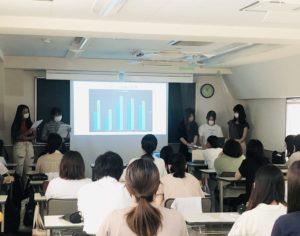 視能訓練士学科3年制 卒業研究中間報告会