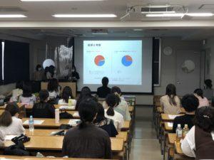 視能訓練士学科3年制 卒業研究中間発表会