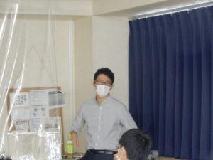 言語聴覚士学科 臨床家の先生の学内実習
