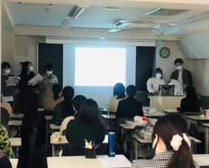 視能訓練士学科3年制 卒業研究最終選考会