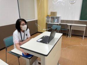 視能訓練士学科1年制 第2回学科プレカレッジ