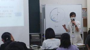 視能訓練士学科1年制 授業開始!