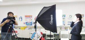 視能訓練士学科1年制 実習&就活準備☆個人写真撮影