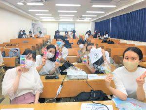 視能訓練士学科1年制   『クラスレクリエーション(^^♪』