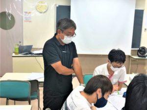 作業療法士学科 夜間部 『卒業生が授業に来てくれました☆彡』