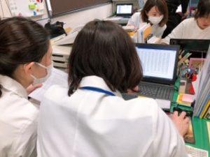 国家試験合格発表日☆