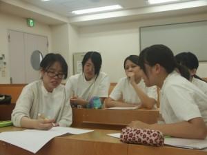 作業療法士学科 「見学実習セミナー」を行いました!