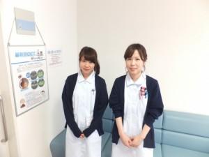 卒業生が働いている眼科を訪問してきました!