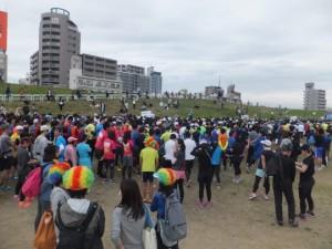 メディカルトレーナー部 春の活動報告 ハーフマラソン編