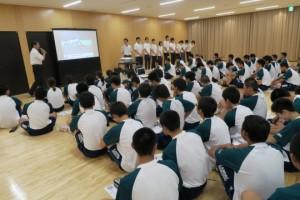 メディカルトレーナー部 活動報告@関西大学北陽高校