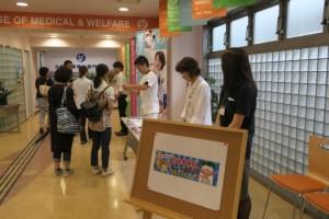 高校2年生限定☆オープンキャンパスを開催しました!