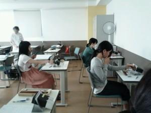 視能訓練士学科1年制 検影法の練習Vol.1