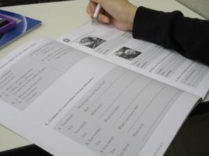 視能訓練士学科3年制 英語の授業を紹介します!
