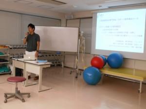 理学療法士学科&メディカルトレーナー部 特別講義の様子を紹介します!