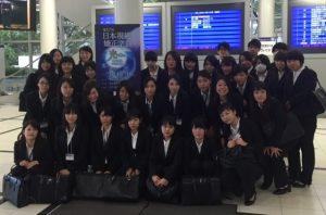視能訓練士学科3年制 「日本視能矯正学会」に参加しました!