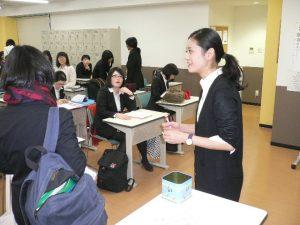 視能訓練士学科1年制 臨床実習を終え学校に戻ってきました!