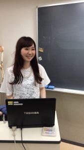 視能訓練士学科3年制 キャリアマネジメント論Vol.3 「卒業生の話②」