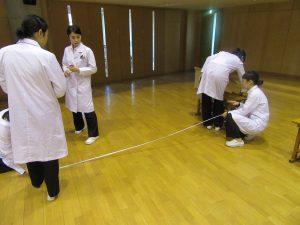 視能訓練士学科3年制 「幼稚園検診実習」に行ってきました!