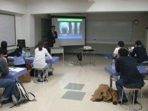 理学療法士学科 ナイトセミナーを実施しました!