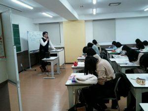 視能訓練士学科1年制 特別授業が行われました!