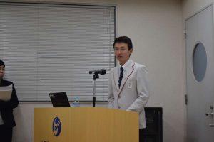 視能訓練士学科3年制 パラリンピック選手 和田伸也先生の特別講義!