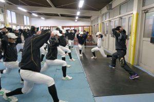 メディカルトレーナー部 冬の活動報告@摂津高校野球部